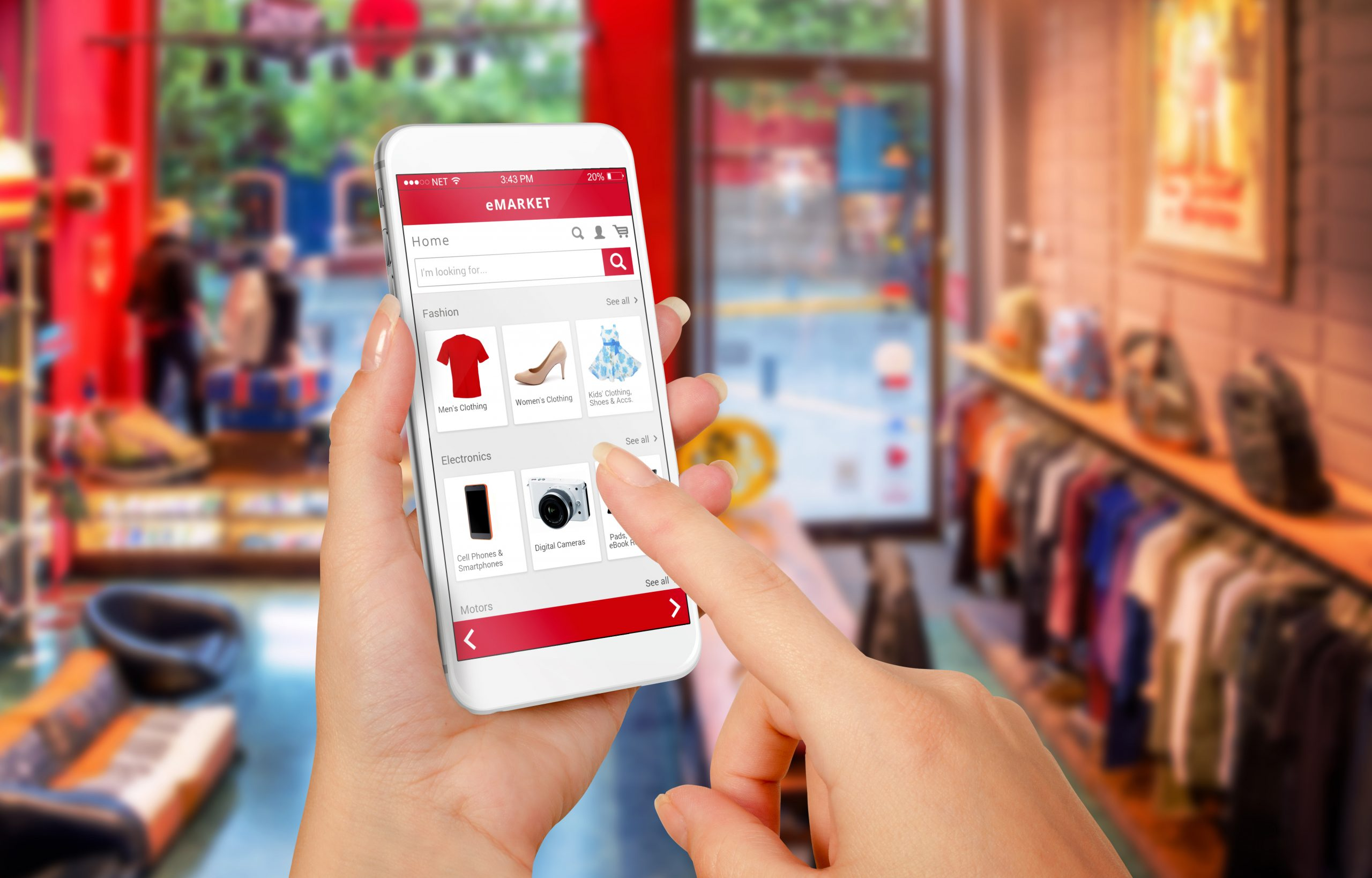 Retail Technology Trends Welcome to the Digital Age